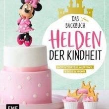 """Minnie Mouse Torte als Cover """"Helden der Kindheit"""""""