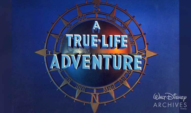 Logo der Fernsehserie: A True-Life Adventure