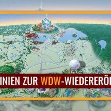 Orange County veröffentlicht Entwurf für Richtlinien & Regeln zur Wiedereröffnung von Walt Disney World