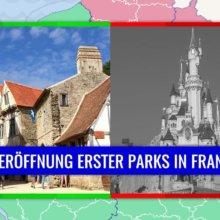 Puy du Fou eröffnet als erster Freizeitpark in Frankreich wieder