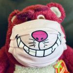 Masken im Disneylook selbst gemacht