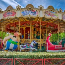 Karusel des Parc Asterix