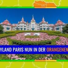 Phase 2 der Lockerungen in Frankreich, Disneyland Paris nun in orangener Zone