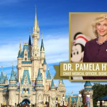 Dr. Pamela Hymel – Disney Parks Chief Medical Officer - zur Wiedereröffnung der Disney Parks