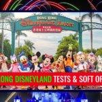 Hong Kong Disneyland bereitet sich auf Wiedereröffnung vor