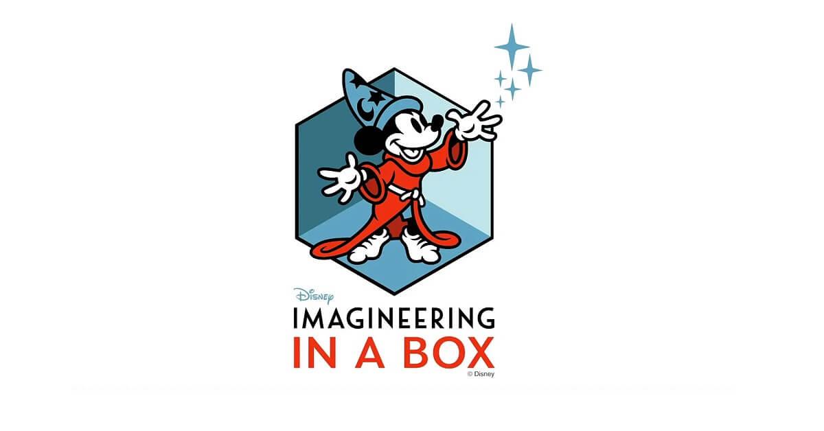 Mickey Mouse als Zauberlehrling: Logo des Onlinekurses Imaginnering in a Box