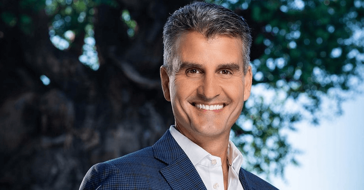 Josh D'Amaro, neuer Vorsitzender von Disney Parks, Experiences & Products im Animal Kingdom