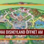Wiedereröffnung von Shanghai Disneyland am 11. Mai 2020