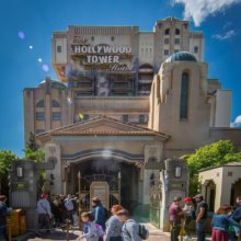 Tower of Terror in den Walt Disney Studios