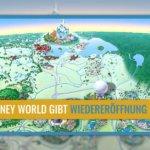 Wiedereröffnungsdatum für Walt Disney World steht fest!