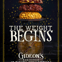 Gideon´s Flyer: the Weight Begins