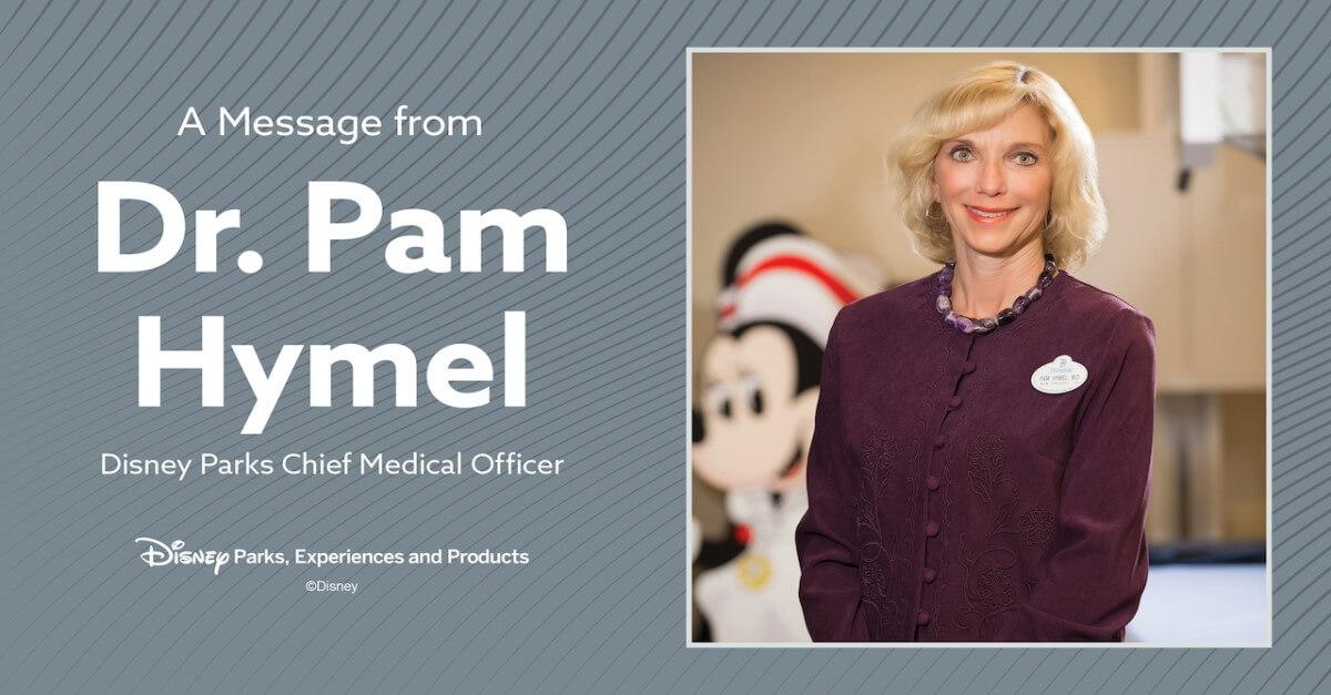 Botschaft von Dr. Pam Hymel