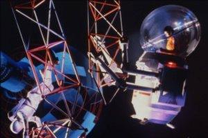 Horizons: Szene aus dem Weltall