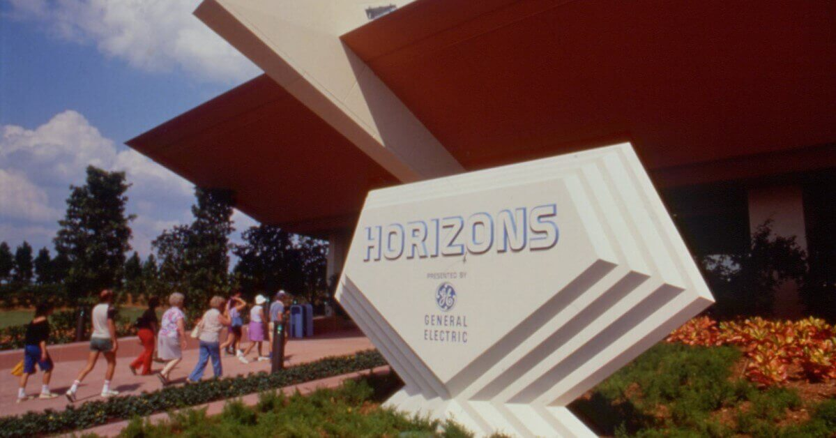 Horizons - verschollene Attraktion in Walt Disney World