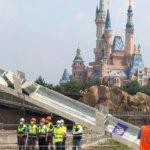Der Bau der Zootopia Attraktion in Shanghai hat begonnen