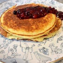 "Disney-Rezept: Lemon Ricotta Pancakes aus dem ""California Grill"""