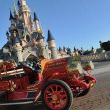 Die vierrädrigen Stars des Disneyland Paris - Teil 1