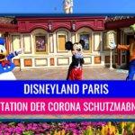 Disneyland Paris präsentiert Corona Schutzmaßnahmen erstmals der Öffentlichkeit