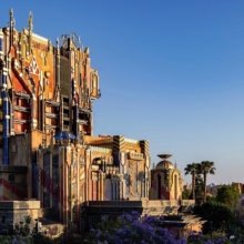 Guardians of the Galaxy: Mission Breakout - Attraktion in Disneyland