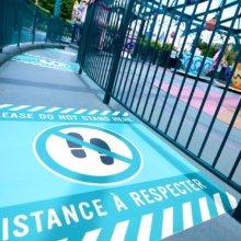Walt Disney Imagineering – Die Beschilderung für die Wiedereröffnung des Disneyland Paris