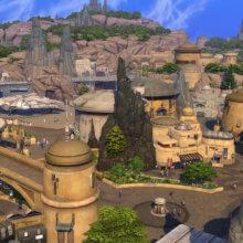 Star Wars: Galaxy´s Edge in der Simswelt