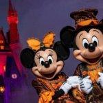 Halloween in Walt Disney World 2020