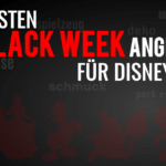 Black Week - Angebote für Disney Fans am 26. November