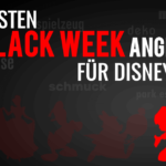 Black Week - Angebote für Disney Fans am 24. November