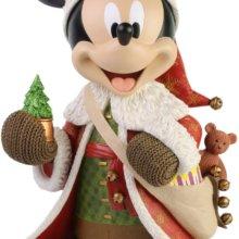 Mickey im Weihnachtsmannoutfit