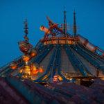 Vom Park auf die Leinwand - Disney verfilmt Space Mountain