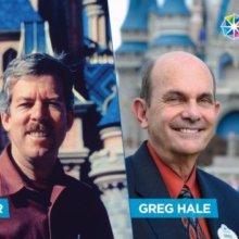 Tony Baxter und Greg Hale von der IAAPA ausgezeichnet