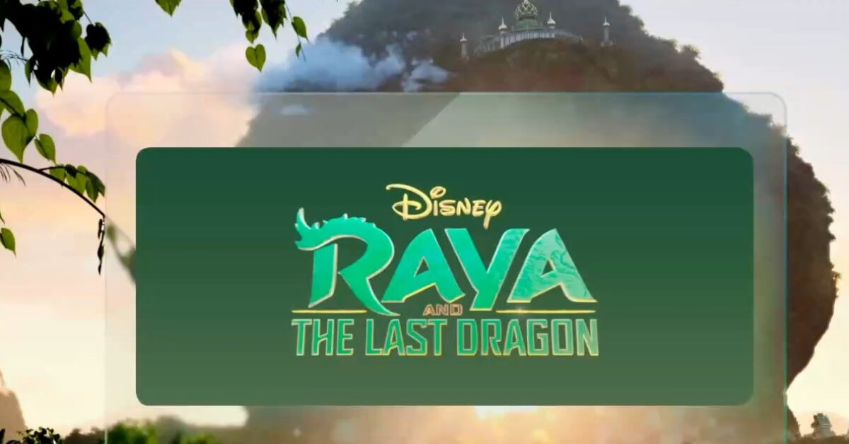 Wir sehen die Szenerie zum Film Raya und der letzte Drache, ein beeindruckendes Karst-Gebirge und Dschungelartige Wälder.