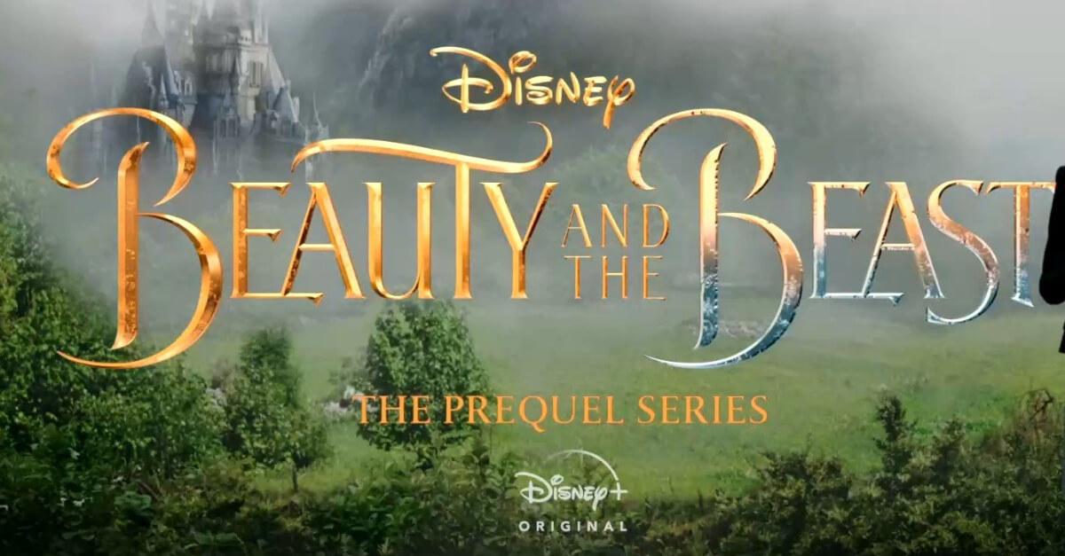 Die Schöne und das Biest wird es bald als Serie geben und in diesem schönen Schloss vor einem in Nebel getauchten Gebirge spielen.