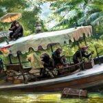 Jungle Cruise wird umgestaltet