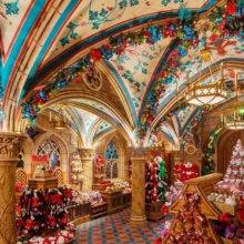 Schlossboutique Dornröschenschloss bietet 365 Tage im Jahr Weihnachtsartikel an