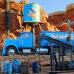 Lokale Unternehmen helfen bei der Gestaltung der neuen Cars-Attraktion in Disneyland Paris