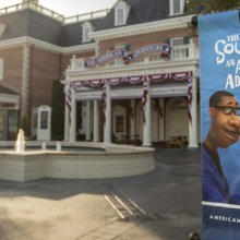 The Soul of Jazz - An American Adventure im US-amerikanischen Pavillon in Epcot