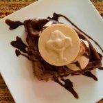 Disney-Rezept: Chocolate Waffle with Espresso Frozen Mousse von Tamu Tamu Refreshments