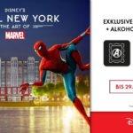 Exklusives Eröffnungsangebot für Disney's Hotel New York - The Art of Marvel