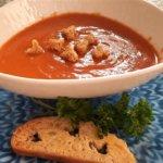 Disney-Rezept: Tomato Bisque aus dem Cape May Café