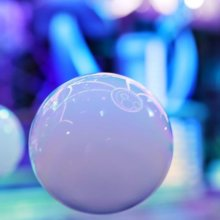 Seifenblasen Rauch Bubble