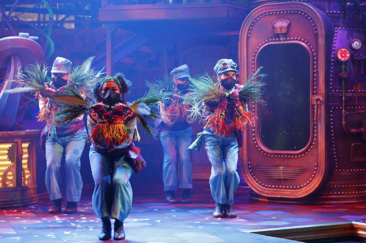 Disney Junior Dream Factory Tänzer