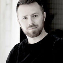 Tim Lukin Portraitfoto