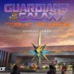 Guardians of the Galaxy: Cosmic Rewind Eröffnung für 2022 angekündigt