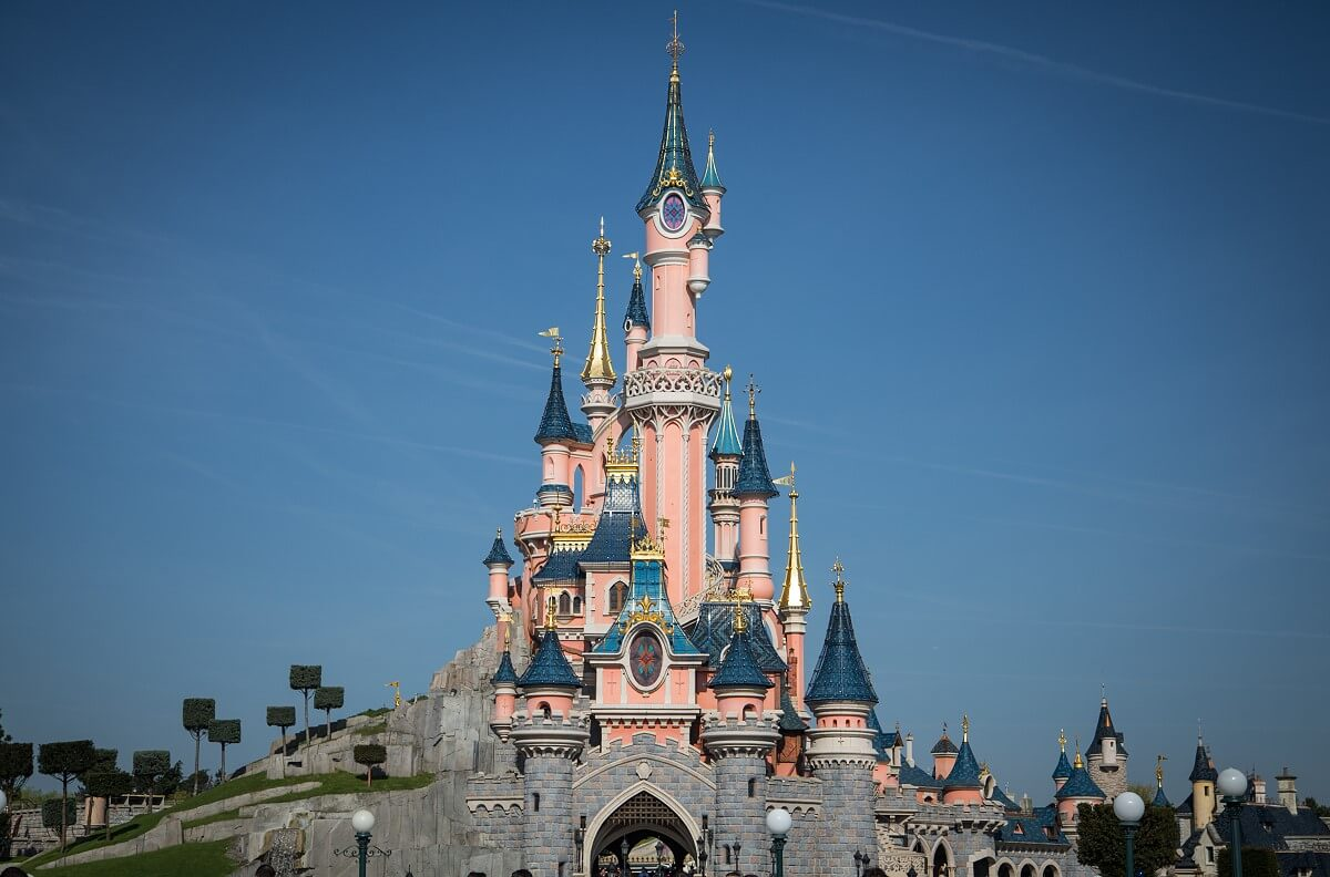 Disney Tattoo Vorlagen Disney Schloss Silhouette