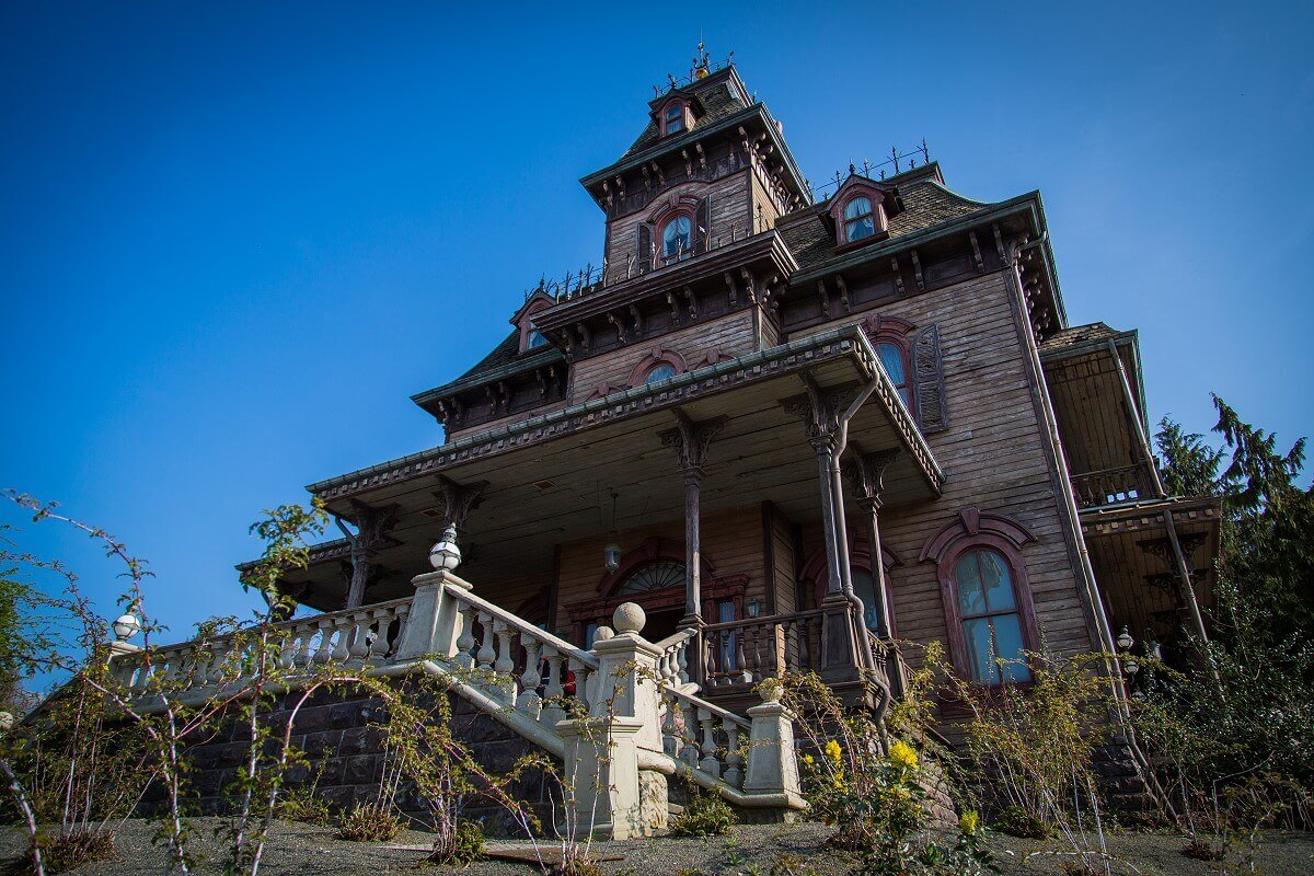 Front View of Phantom Manor