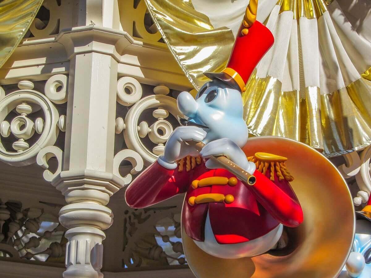Halloween Im Disneyland Paris Party Programm Events