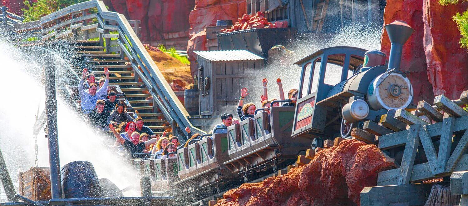 Karte Disneyland Paris Attraktionen.Attraktionen Im Disneyland Paris Alle Achterbahnen Und Shows