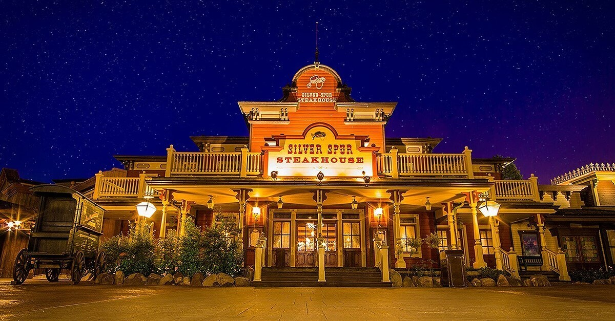 Silver Spur Steakhouse im Frontierland