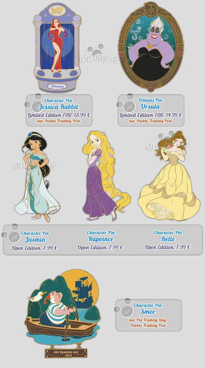(Fast) nur Damen - und ein Pin Event, am 25. April